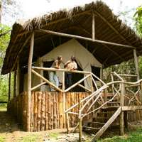 Primate Lodge, Kibale National Park