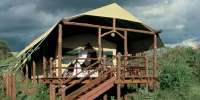 Luxury Tented Camp Safari >Western Serengeti