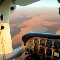 Sun helicopter charters & services-Namibia