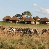 Apoka Safari Lodge, Kidepo National Park, Uganda