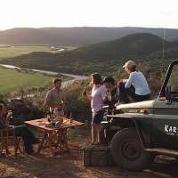 kariega game reserve safari options