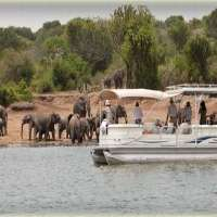 Queen Elizabeth National Park>uganda short holiday package (3 Days)